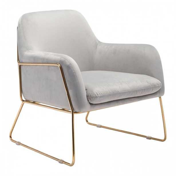 Lauryn Chair, Grey - Studio Marcette