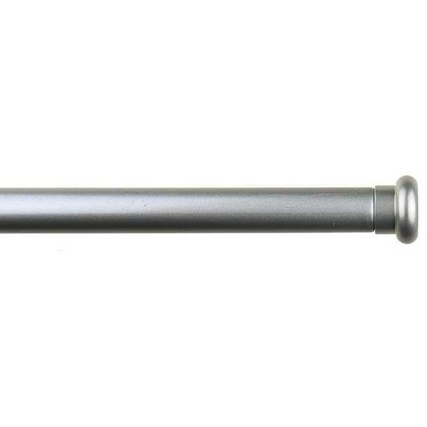 Mummert Button Adjustable Curtain Rod Set - Wayfair