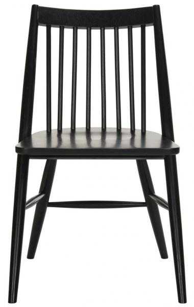 Ames Chairs, Set of 2, Black - Cove Goods