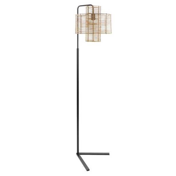 "Myrtle Avenue Hangover 70"" Arched/Arc Floor Lamp - Wayfair"