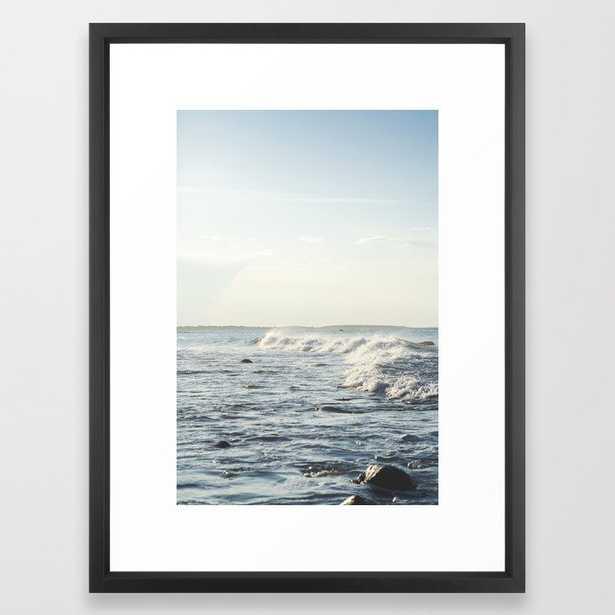 SCITUATE 1 Framed Art Print - Society6