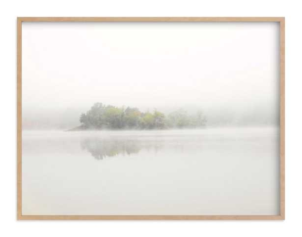 The Island-Mist White - Minted