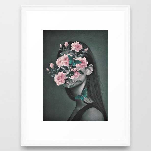 Inner beauty Framed Art Print - Society6