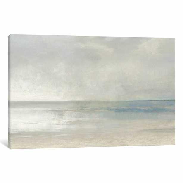 "'Pastel Seascape III' Painting Print on Canvas / 60"" W - Wayfair"