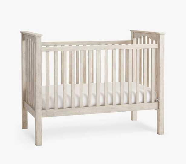 Kendall Convertible Crib, Weathered White, UPS - Pottery Barn Kids
