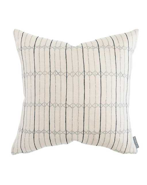 """MINERVA PILLOW COVER - 20"""" x 20"""" - McGee & Co."""