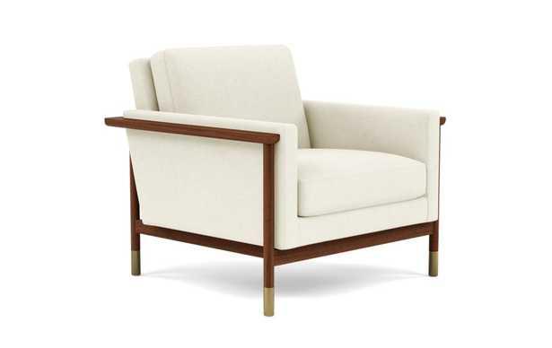 JASON WU Accent Chair / Ivory Heavy Cloth - Interior Define
