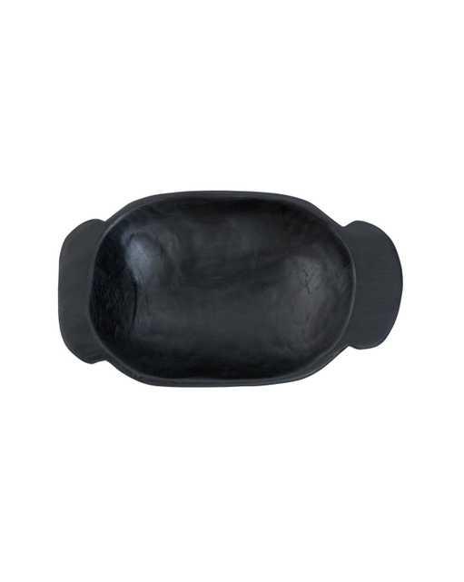 BLACK VINTAGE DOUGH BOWL - SMALL - McGee & Co.