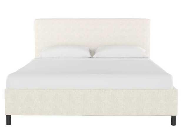 Keating Upholstered Platform Bed - Wayfair