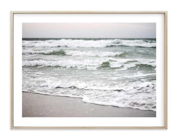Monochrome Shore - Minted