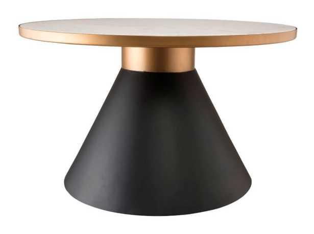 RICHARD MARBLE COCKTAIL TABLE - Studio Marcette