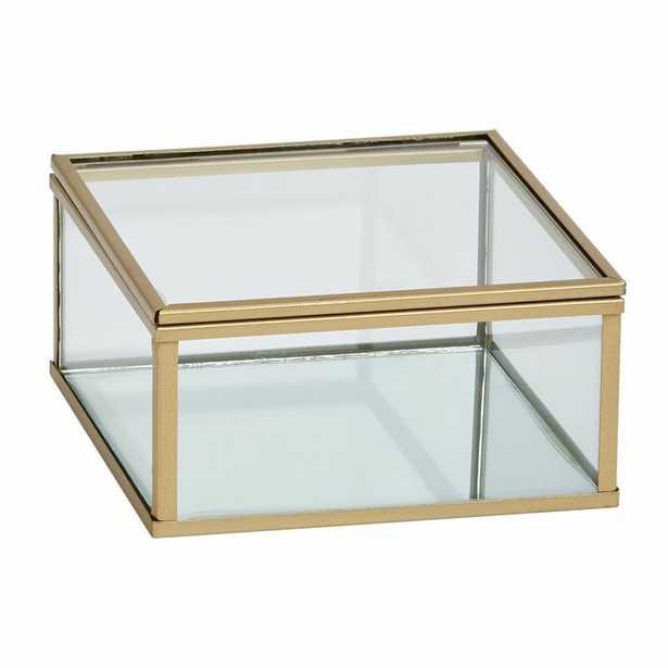 Glass Jewelry Box - Wayfair