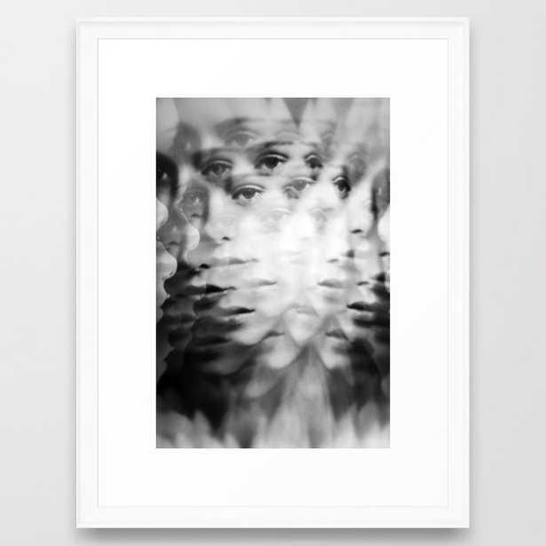 She'll Love you Forever Framed Art Print - Society6