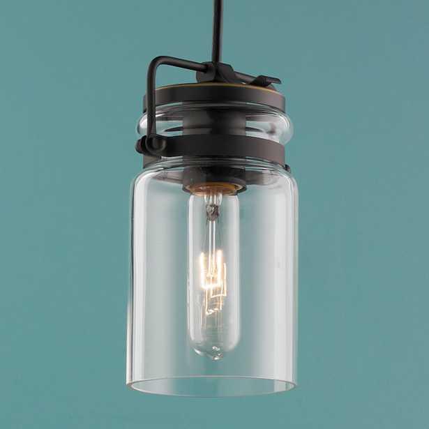 MODERN MASON JAR PENDANT LIGHT - Shades of Light