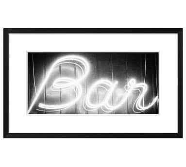 Bar Sign Print - Pottery Barn