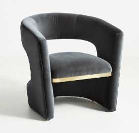 Sarrono Accent Chair - Anthropologie