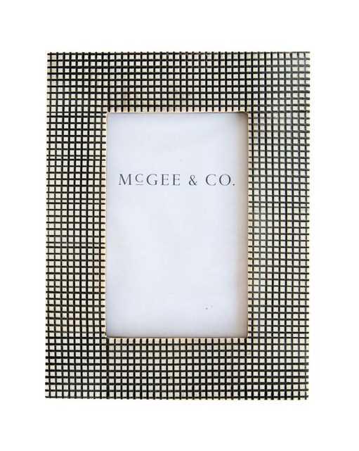 "GRID FRAME - 4"" x 6"" - McGee & Co."