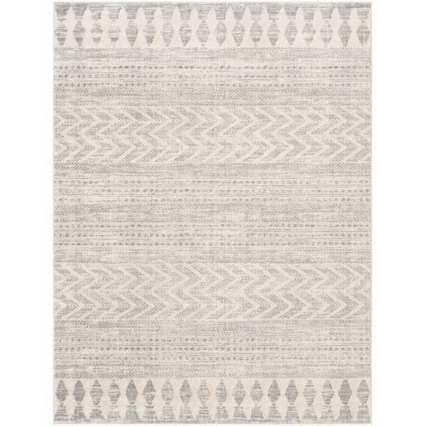 Warlick Oriental Gray/Taupe Area Rug - Wayfair