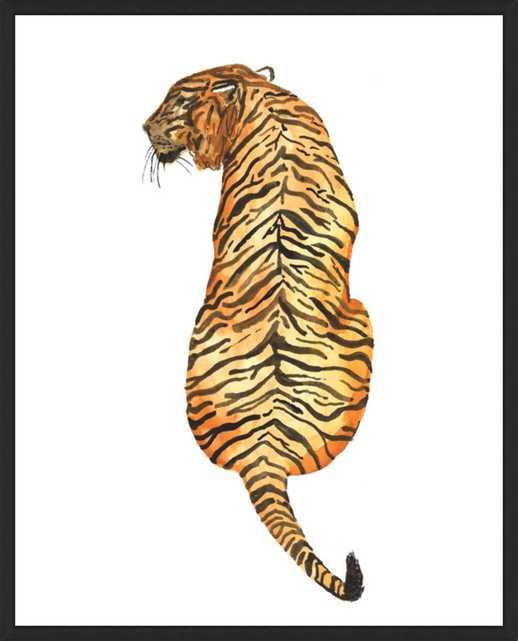 Tiger  BY LARSEN MCDOWELL - Artfully Walls