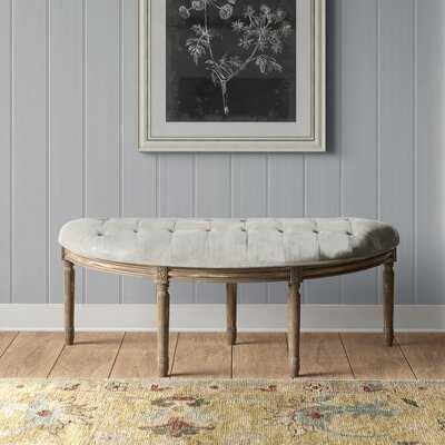 Silvey Upholstered Bench - Birch Lane