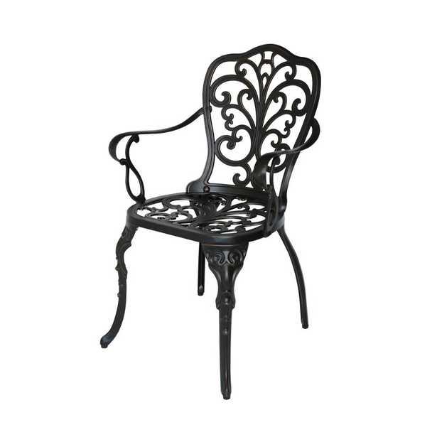 Roderick Patio Dining Chair (Set of 2) - Wayfair