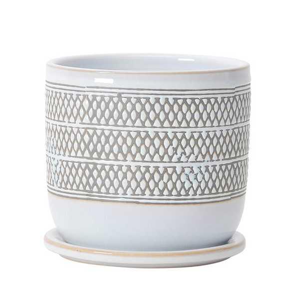 Pico Ceramic Pot Planter - Wayfair