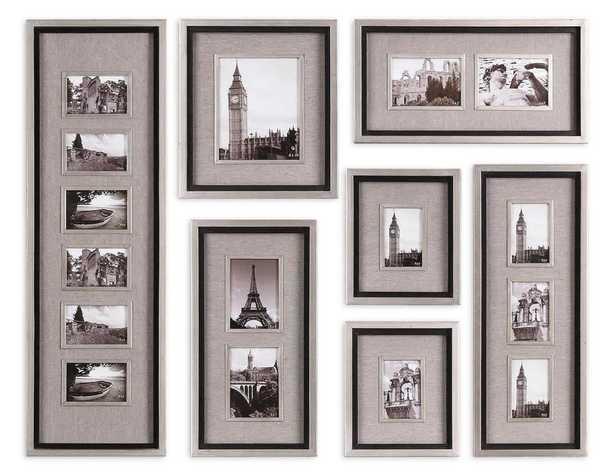 Massena Photo Frame Collage, S/7 - Hudsonhill Foundry