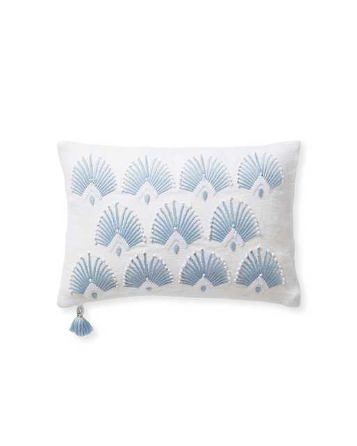 Monarch Pillow Cover - Serena and Lily