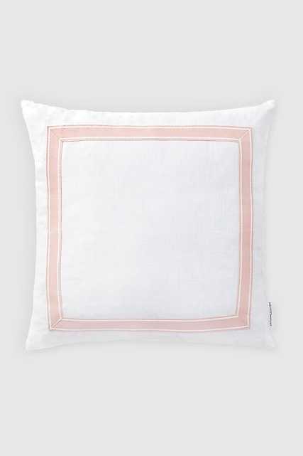 Caitlin Wilson Ribbon Trim Pillow - Anthropologie