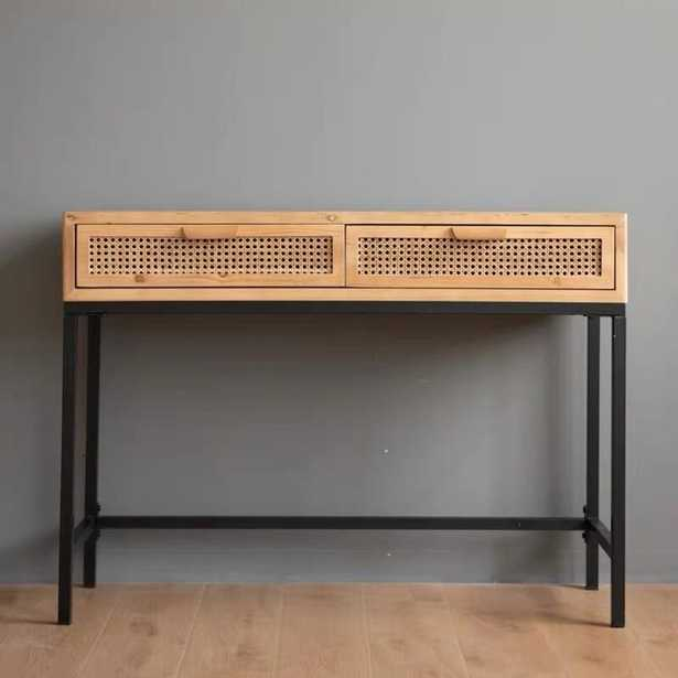 """Lucca 44"""" Console Table - Wayfair"""