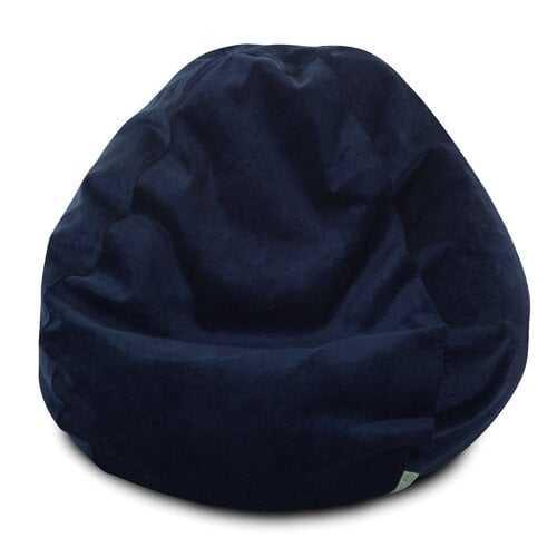Bean Bag Chair- NAVY - Wayfair