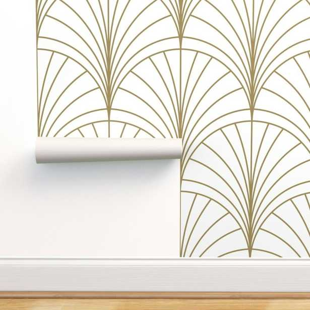 Osorio Art Deco Removable Peel and Stick Wallpaper Roll - Wayfair