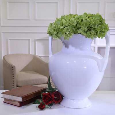 Batali Ceramic Handled Urn - Wayfair