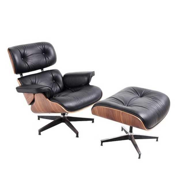 Gladeview Swivel Lounge Chair and Ottoman - Wayfair