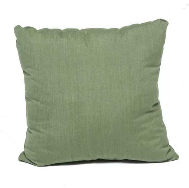 Outdoor Throw Pillow- Cilantro (set of 2) - Birch Lane