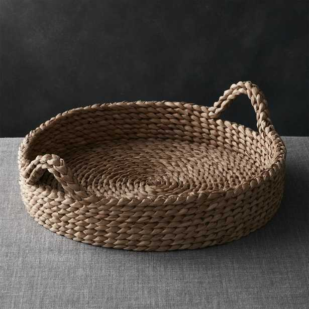 Onslow Tray - Crate and Barrel