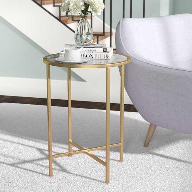 Daliah End Table - Wayfair
