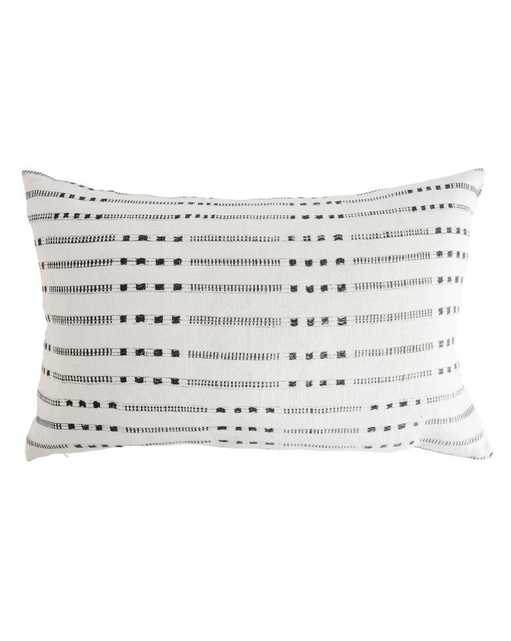 SHIVA PILLOW WITH DOWN INSERT - McGee & Co.