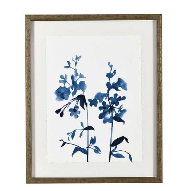 "Summer Wildflowers Art  35"" x 27"" - Ballard Designs Print III - Ballard Designs"