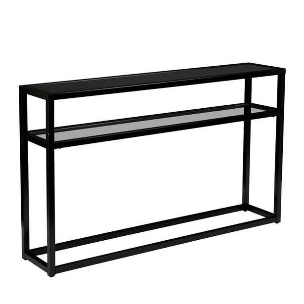 """Swanage 50.25"""" Console Table - Wayfair"""