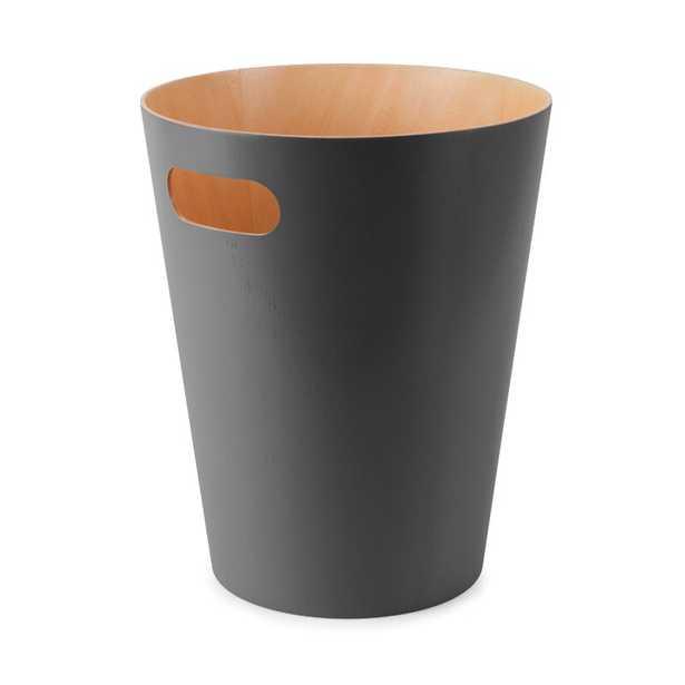 Woodrow 2 Gallon Open Waste Basket - Wayfair