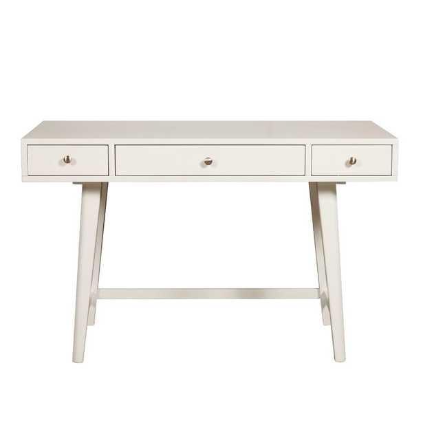 Ocampo Solid Wood Writing Desk - AllModern