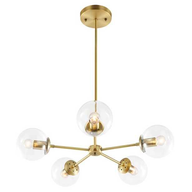 Bruce 5-Light Sputnik Sphere Chandelier - AllModern