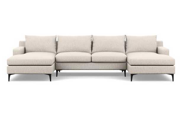 SLOAN U-Sectional Sofa - Interior Define