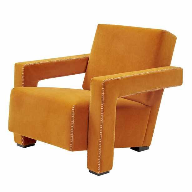 Fleischer Lounge Chair - Wayfair