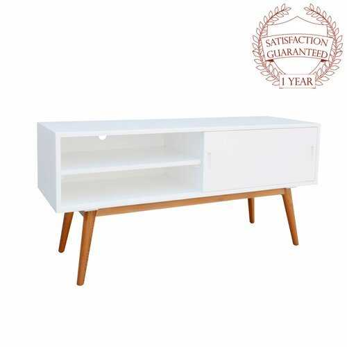 """Starksboro Media Console TV Stand for TVs up to 65"""" - AllModern"""