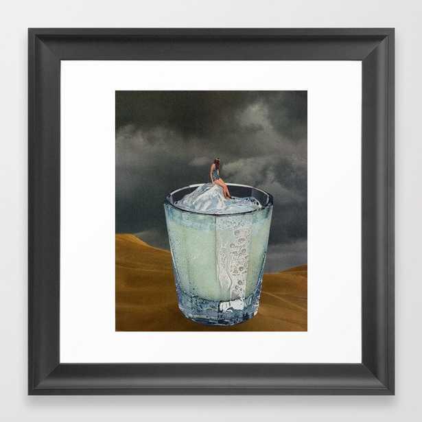 DRINK Framed Art Print - Society6