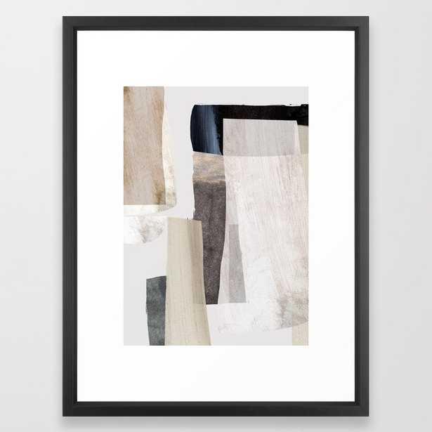 "Clay Framed Art Print - 20"" x 26"" - Society6"