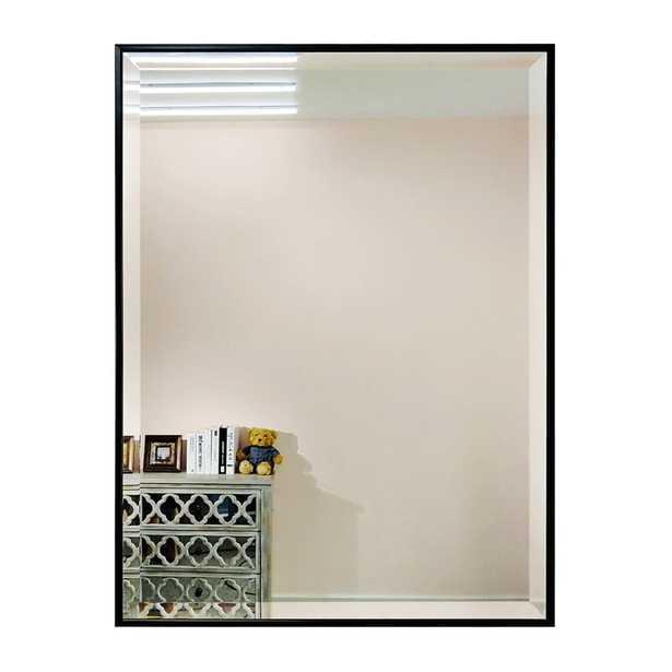Akeema Slim Modern & Contemporary Beveled Venetian Wall Mirror - Wayfair