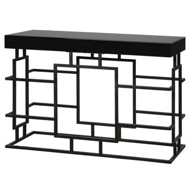 Andy, Console Table - Hudsonhill Foundry
